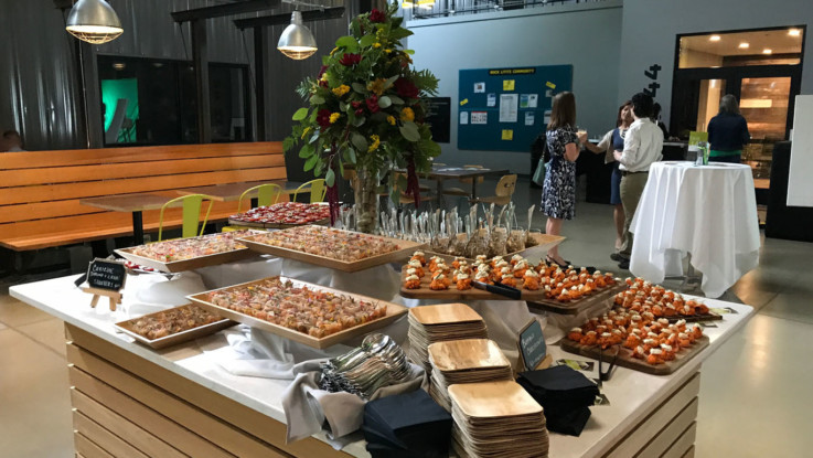 Catering by Gravie